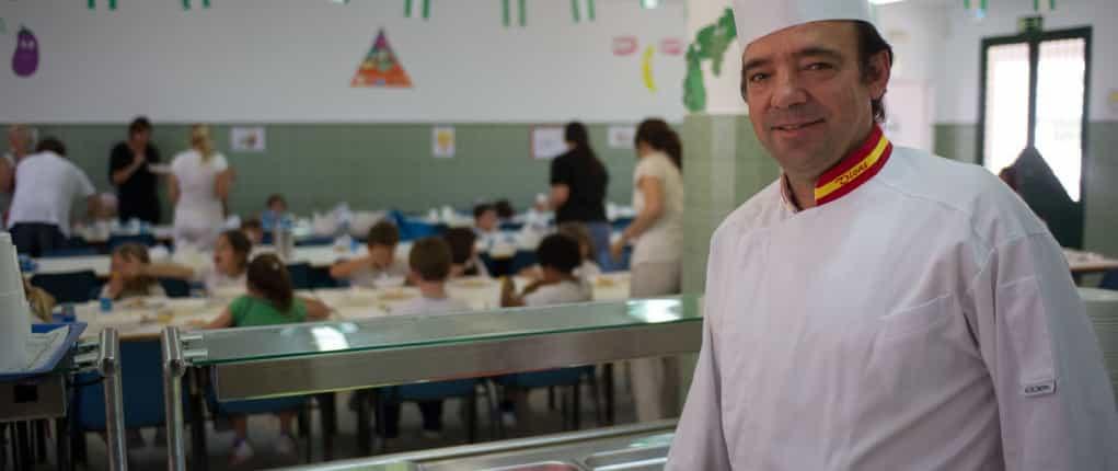 Comedor | Colegio Alborán