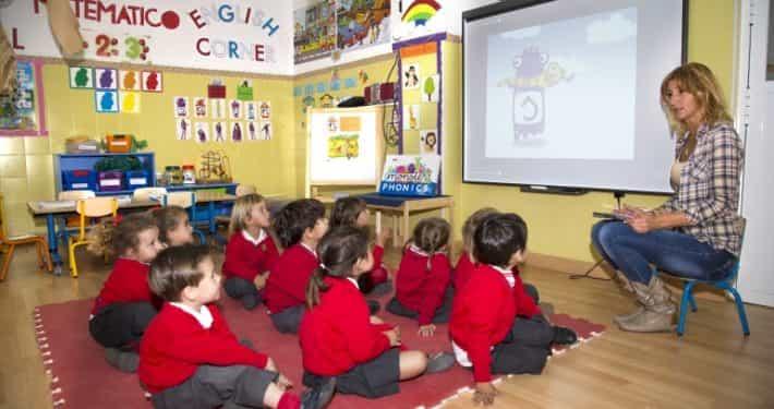 Colegio Alborán de Marbella - Idiomas