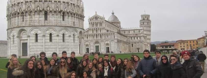 Viaje a Italia. 2014-15