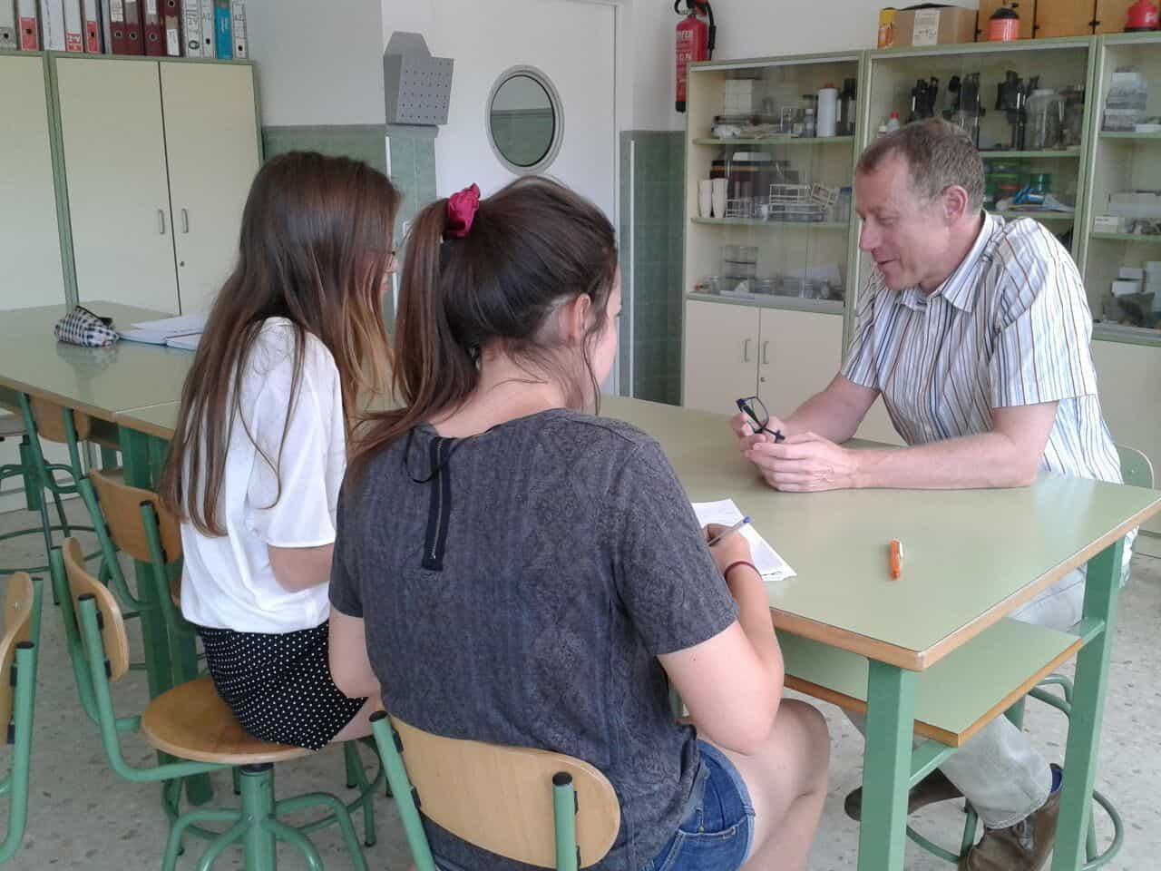 Entrevista a D. José Luis González Moyano