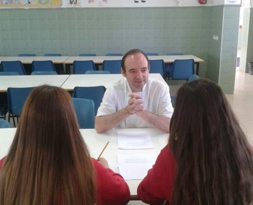 Entrevista a D. Antonio Vivas