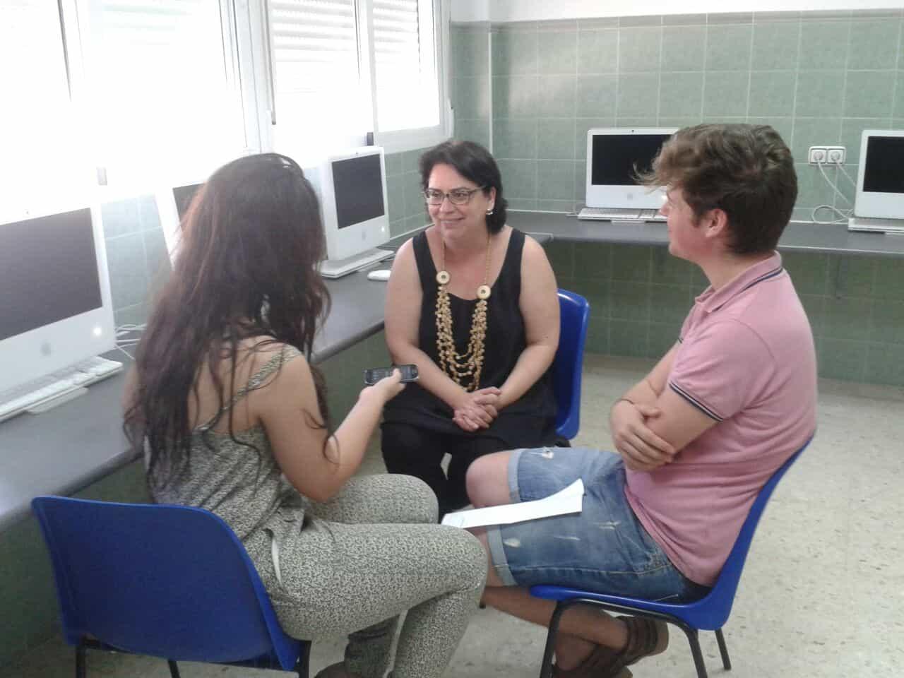 Entrevista a Dña. Marta Rodríguez
