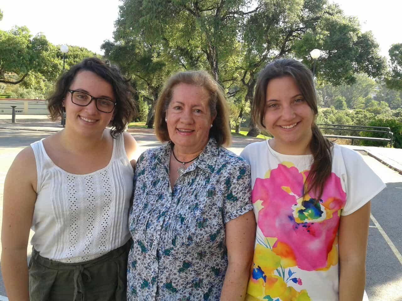 Entrevista a Dña. Mari Carmen Jiménez