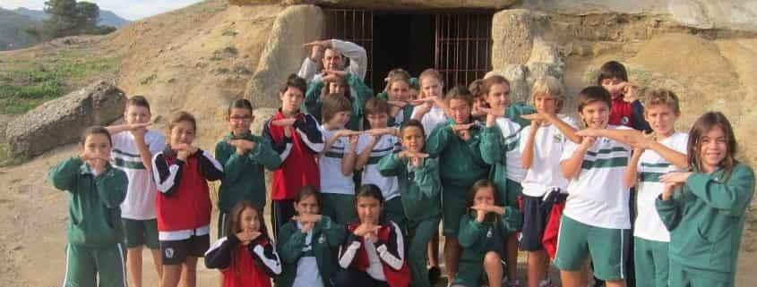 Excursión de un día a Antequera. 5º Educación Primaria