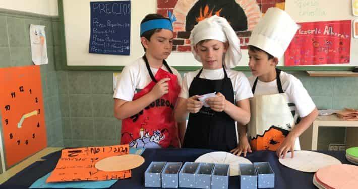 Primaria_Proyectos. Colegio Alborán